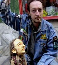 Portrait puppe, marionette-3