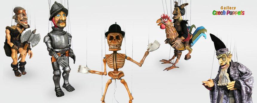 Autoren Marionetten