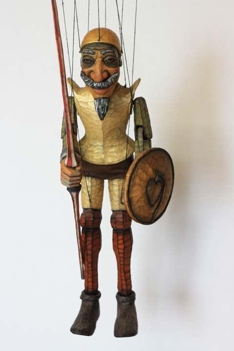 Don-Quijot-marionette-puppen-pr033c|marionetten-puppen.de|Galerie-der-Tschechischen-Marionetten