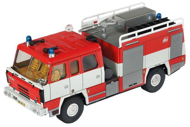 Blechspielzeug LKW Feuerwehr aus Blech 1:32 ca.18cm Nostalgie Autos & Lkw