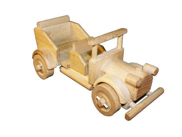 veteran auto tschechische holzspielzeug spielzeug aus holz kaufen online gr e 19cm art. Black Bedroom Furniture Sets. Home Design Ideas