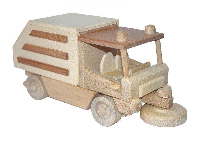 Auto, Holzspielzeug