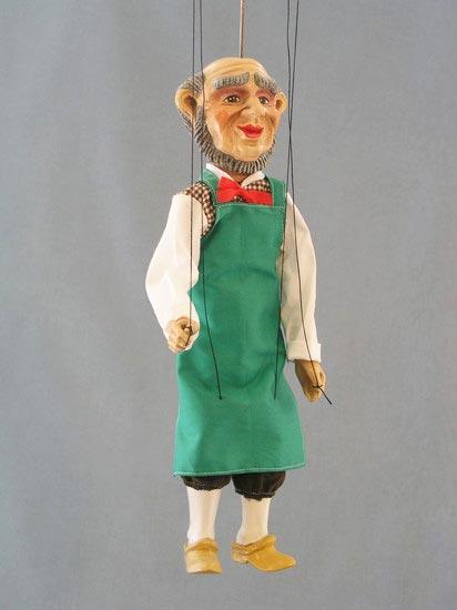 Bauer marionette