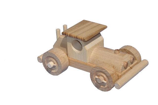 Buggy Holzspielzeug
