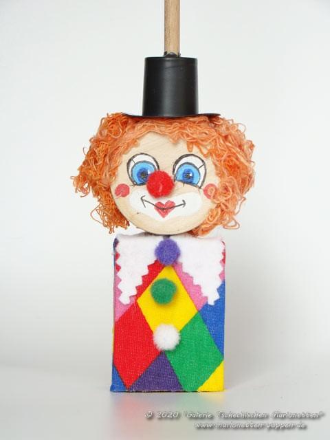 Clown Holzspielzeug