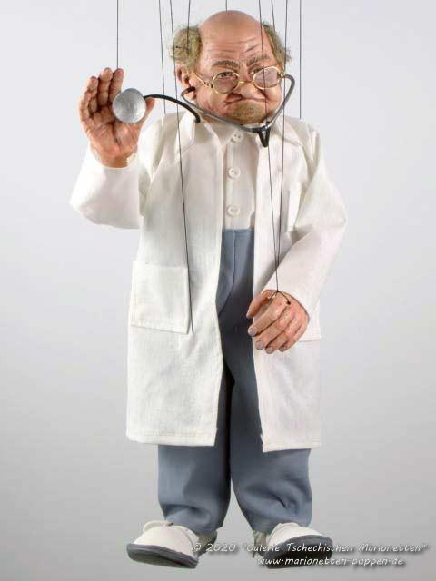 Doktor marionette
