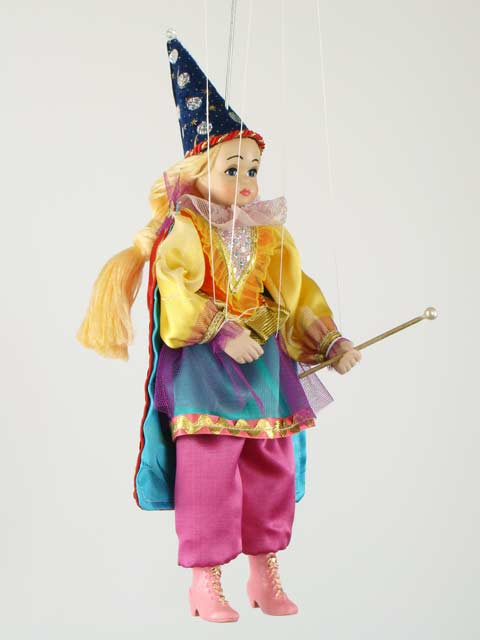 Fee , marionette puppe