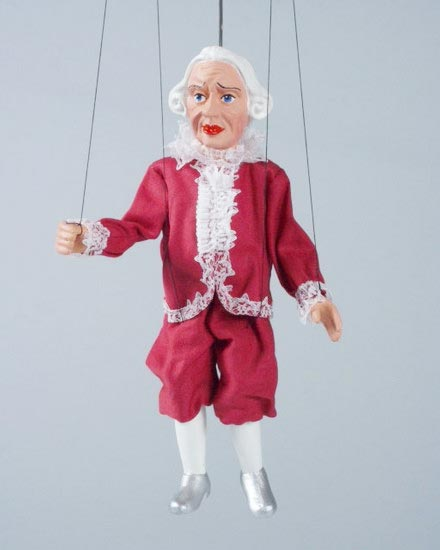 Gesinde marionette