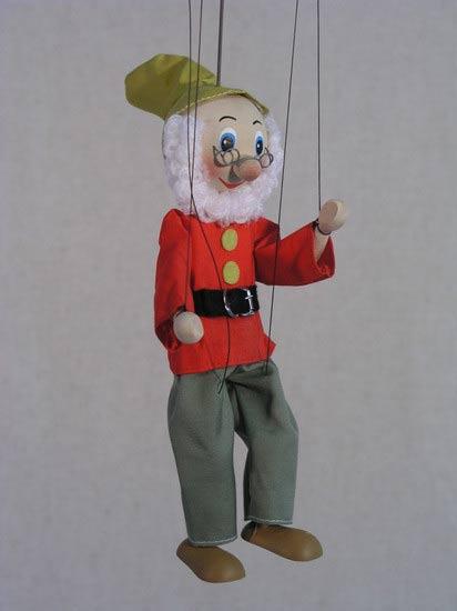 Gnom marionette