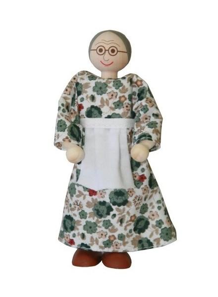 Großmutter puppe