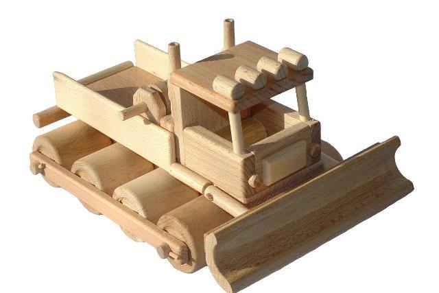 Groomer Holzspielzeug