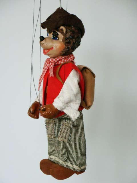 Hündchen marionette