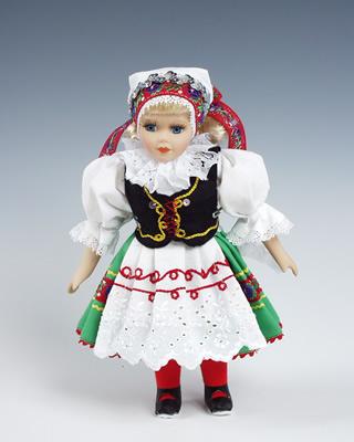 Jihoceska-blata , puppe tschechische
