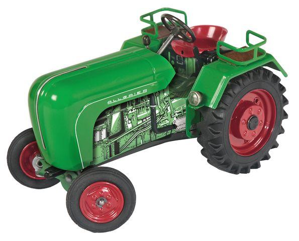 Traktor Allgaier AP 16 blechspielzeug