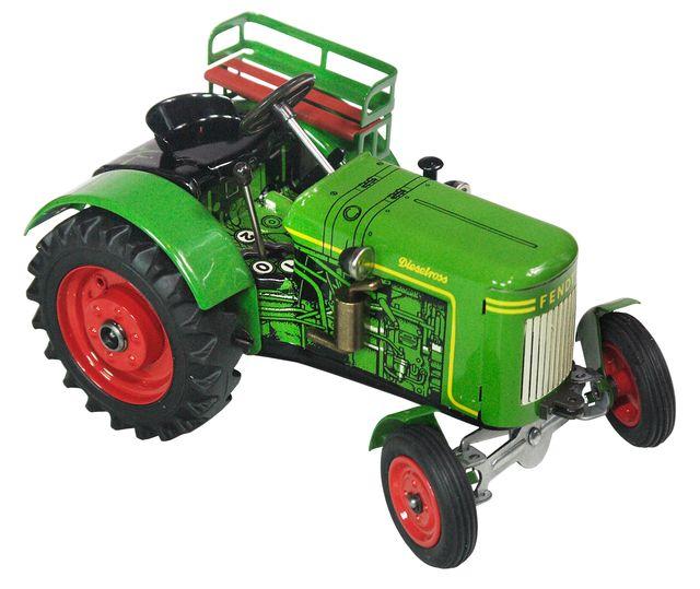 Traktor FENDT F20