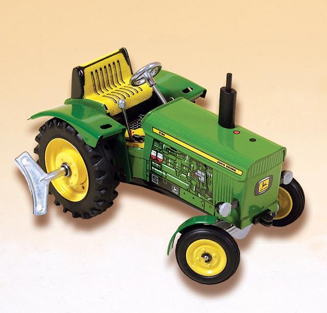 Traktor John Deere 3120