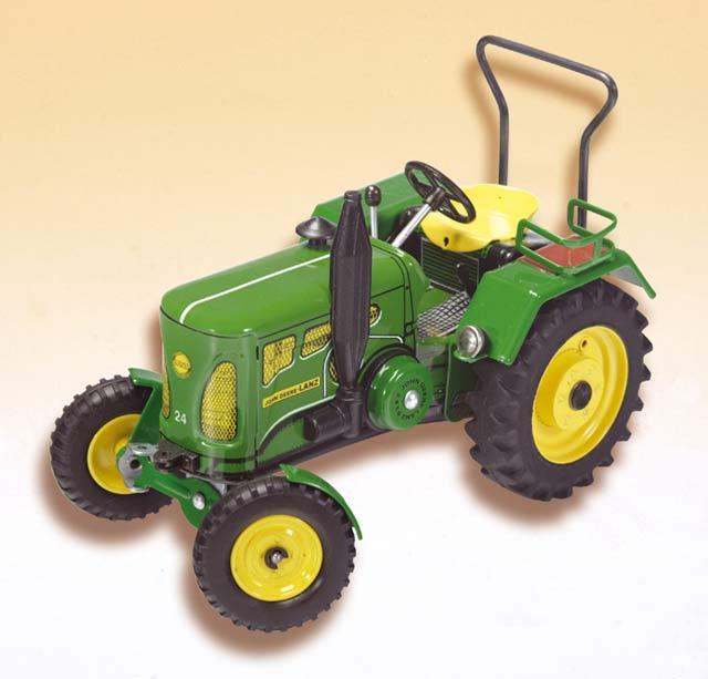 Traktor JD-Lanz D2416
