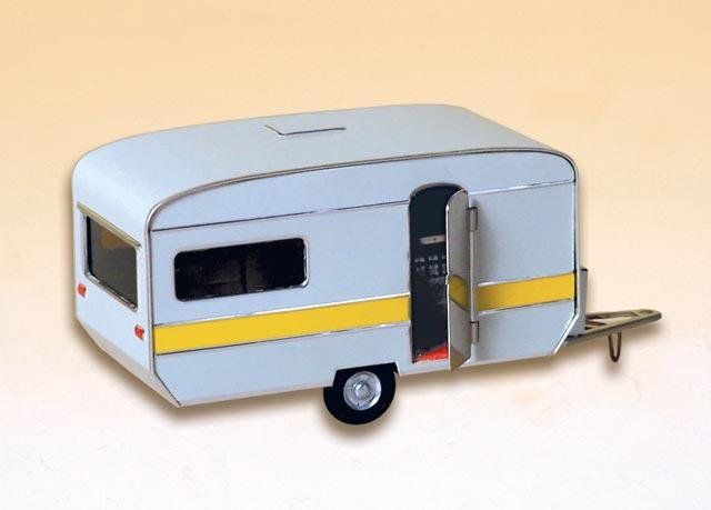 Wohnwagen blechspielware