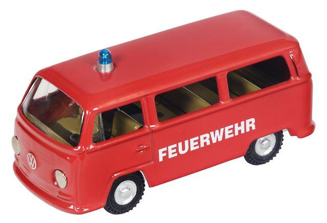 VW Bus T2 Feuerwehr blechspielware