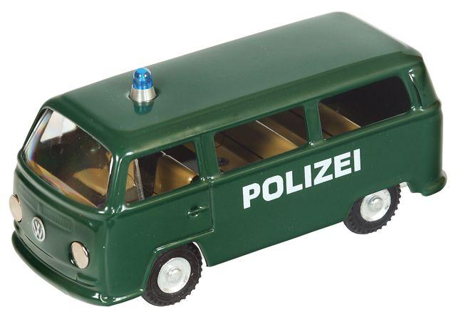 VW Bus T2 Polizei blechspielware