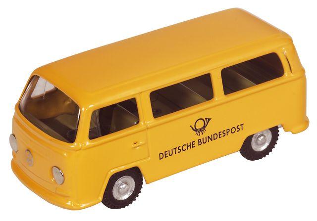 VW Bus T2 Deutsche Bundespost ,  blechspielware