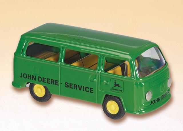 VW Bus T2 JD ,  blechspielware