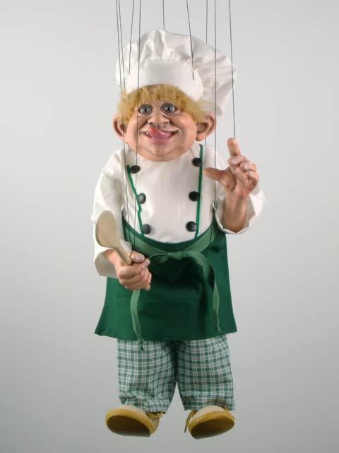 Koch marionette