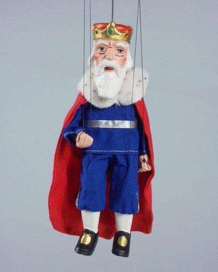 König marionette