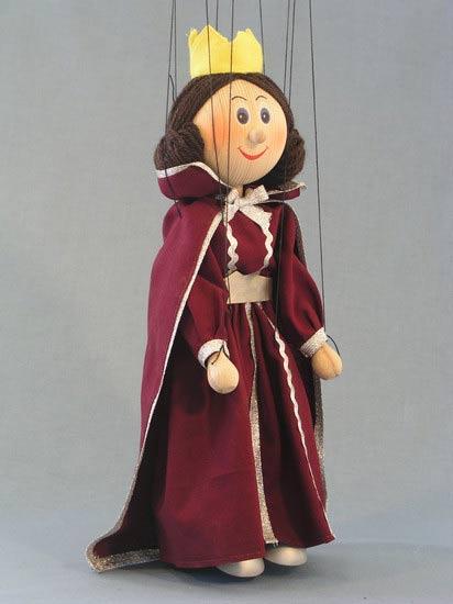 Königin marionette