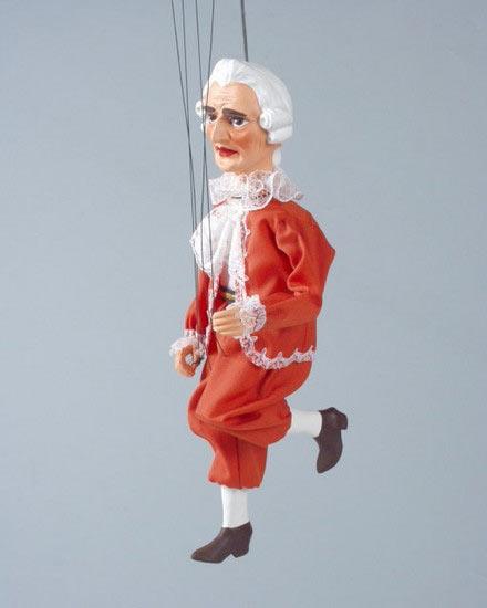 Lakai marionette