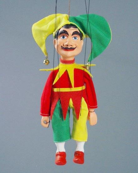 Narr marionette