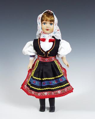 Niva , puppe tschechische