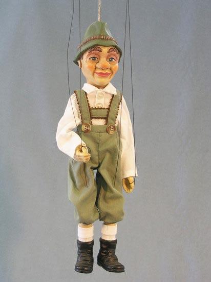 Pfadfinder marionette