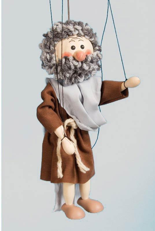 Philosoph marionette