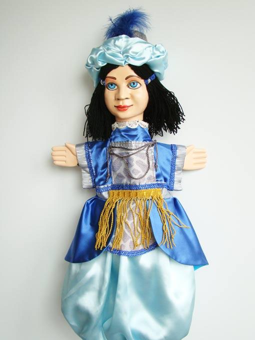 Der Prinz , marionette handpuppe
