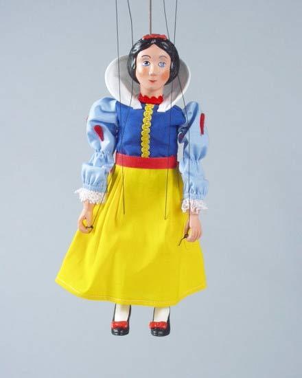 Schneewittchen marionette