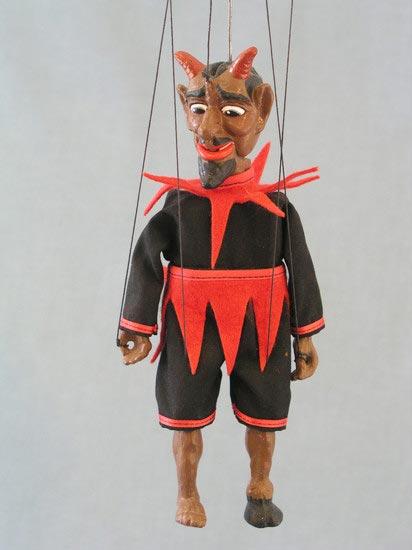 Teufel marionette