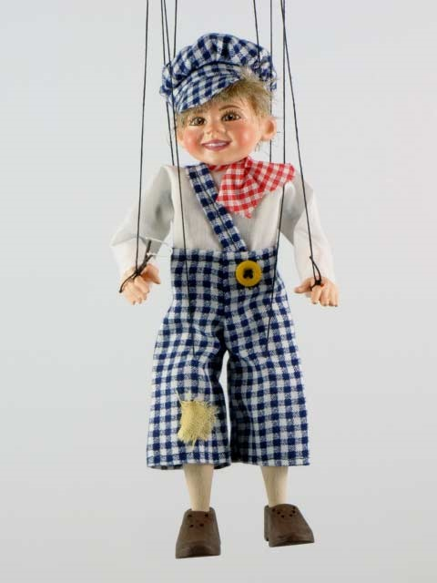 Schlingel Tom marionette