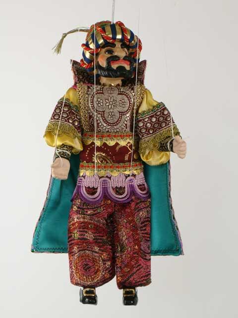 Türke marionette