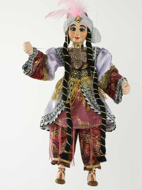 Türkin marionette
