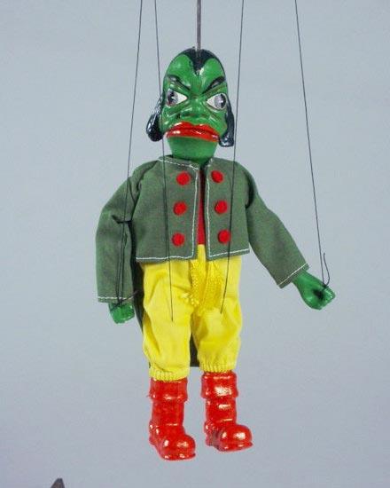 Wassermann marionette