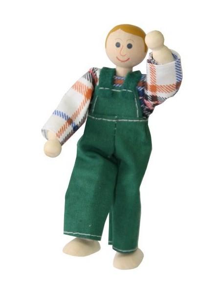 Werkmeister puppe