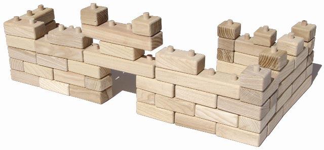 Freie Würfel Holzspielzeug
