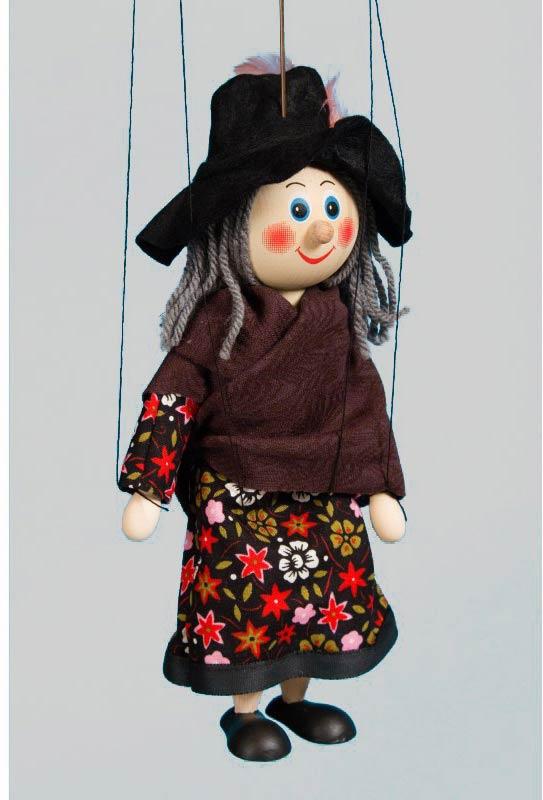 Zauberin marionette