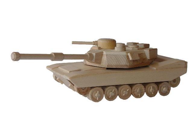 Amerikanisch-Tank