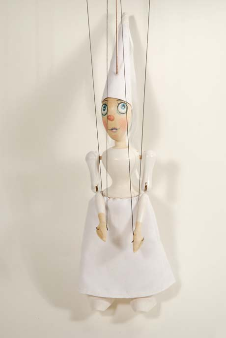Fee Holz marionette