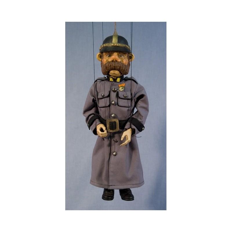 Polizeiwachtmeister marionette