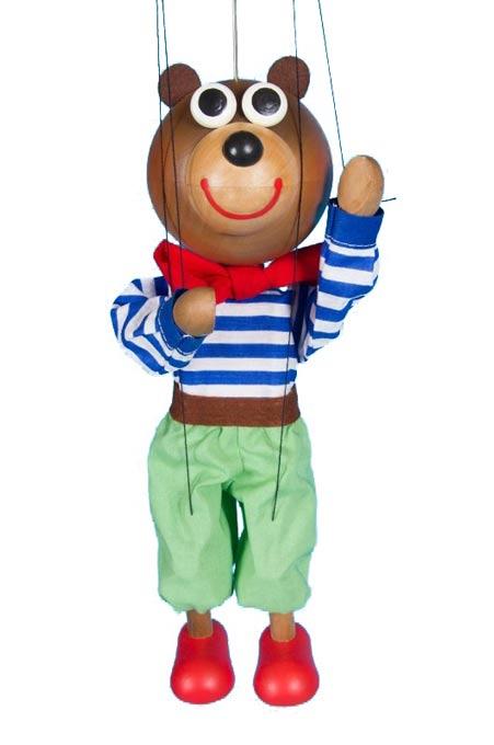 Bär Balu, marionette