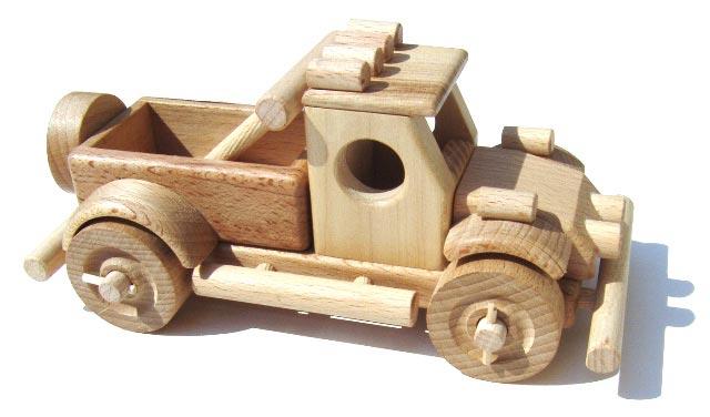 Off Road Auto Holzspielzeug