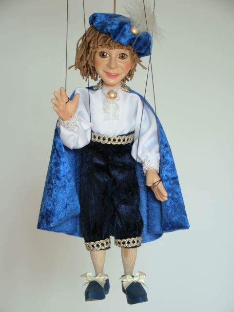 Prinz, marionette puppe